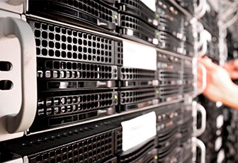 Data servers today store and backup critical information for companies that can be leveraged to provide new insights and predictions.